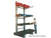 RUGGED CANTILEVER RACK UPRIGHTS