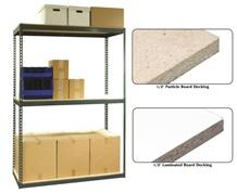 200B SHELVING - COMPLETE 3 SHELF UNITS